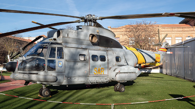 HD.19-3 - Aérospatiale AS 332B Super Puma - Spain - Air Force