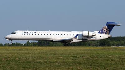 N501MJ - Bombardier CRJ-701ER - United Express (Mesa Airlines)