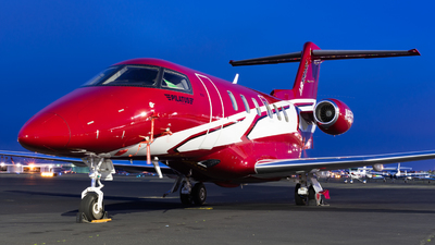 N955PS - Pilatus PC-24 - Private