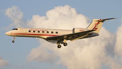 0002 - Gulfstream G550 - Poland - Air Force