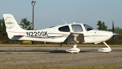 N220GK - Cirrus SR22-GTS Turbo - Private