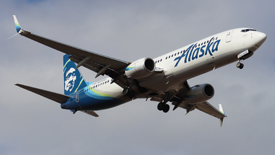A picture of N494AS - Boeing 737990(ER) - Alaska Airlines - © Ethan Peters