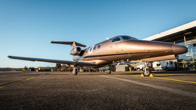 F-HCJE - Embraer 500 Phenom 100 - Private