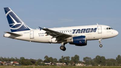 A picture of YRASA - Airbus A318111 - Tarom - © Kris Van Craenenbroeck