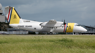 C-GRNN - Bombardier Dash 8-102 - Netherlands Antilles - Coast Guard