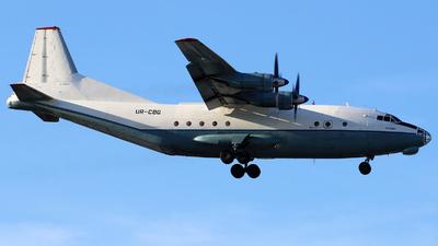 UR-CBG - Antonov An-12BP - Cavok Air
