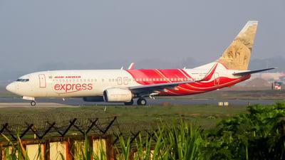 VT-AYA - Boeing 737-8HG - Air India Express