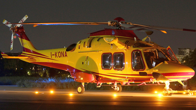 I-KONA - Agusta-Westland AW-169 - Babcock MCS Italia