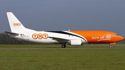 OE-IBW - Boeing 737-4Q8(SF) - TNT Airways