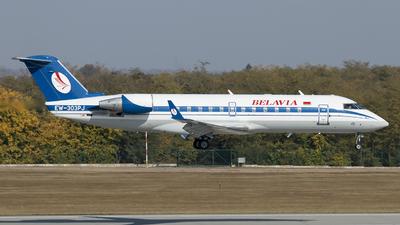 EW-303PJ - Bombardier CRJ-200LR - Belavia Belarusian Airlines