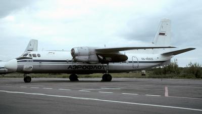 RA-46820 - Antonov An-24B - Arkhangelsk Airlines (AVL)