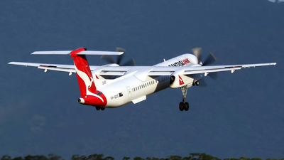VH-QOS - Bombardier Dash 8-Q402 - QantasLink (Sunstate Airlines)