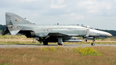 38-54 - McDonnell Douglas F-4F Phantom II - Germany - Air Force