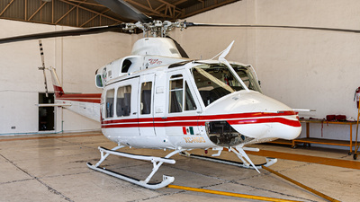 XC-HGO - Bell 412EP - Mexico - Government