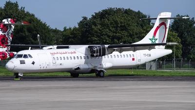 T7-COB - ATR 72-202 - Royal Air Maroc Express