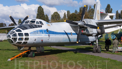 UR-30005 - Antonov An-30 - Ukraine National Airlines