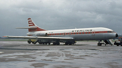 OY-SAM - Sud Aviation SE 210 Caravelle VIR - Sterling Airways