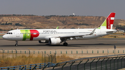 A picture of CSTJO - Airbus A321251NX - TAP Air Portugal - © Marcel Schmidt