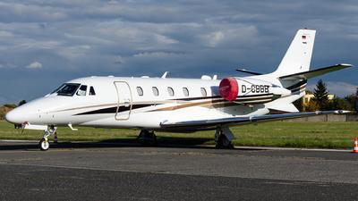 D-CBBB - Cessna 560XL Citation XLS Plus - DC Aviation