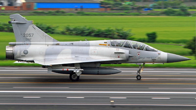 2057 - Dassault Mirage 2000-5 - Taiwan - Air Force