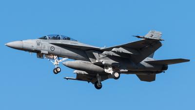 A44-212 - Boeing F/A-18F Super Hornet - Australia - Royal Australian Air Force (RAAF)