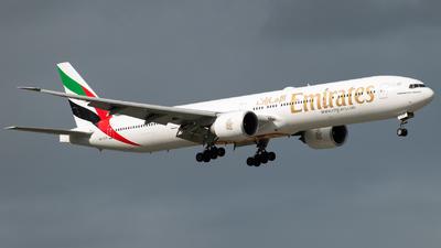 A6-ECP - Boeing 777-36NER - Emirates