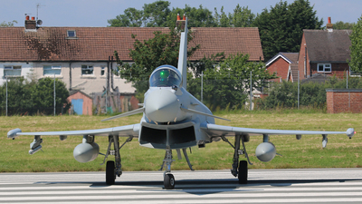zk355 - Eurofighter Typhoon T.3 - United Kingdom - Royal Air Force (RAF)