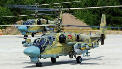 RF-13410 - Kamov Ka-52 Alligator - Russia - Air Force
