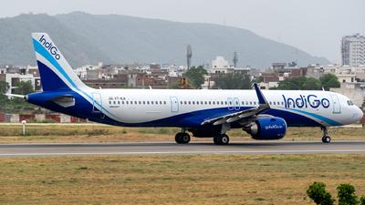 A picture of VTILH - Airbus A321251NX - IndiGo - © Rohan Paliwal