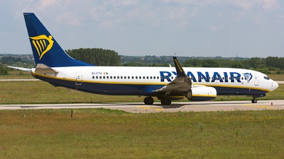 EI-FTH - Boeing 737-8AS - Ryanair