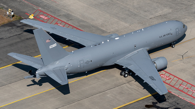 N5573S - Boeing KC-46A Pegasus - United States - US Air Force (USAF)