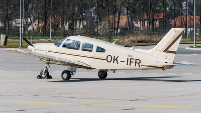 A picture of OKIFR - Piper PA28181 Archer 2 - [288290131] - © P.C. LKPD Spotter