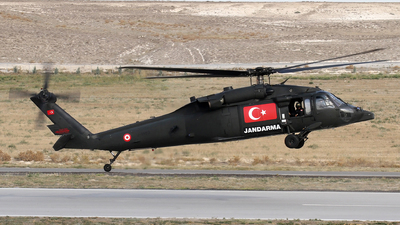 J-1902 - Sikorsky S-70A-28 Blackhawk - Turkey - Jandarma