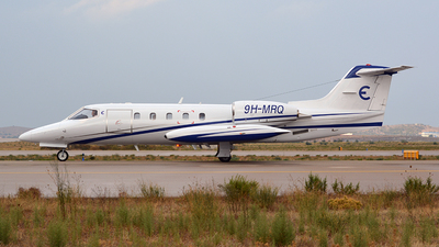 9H-MRQ - Bombardier Learjet 35 - Private