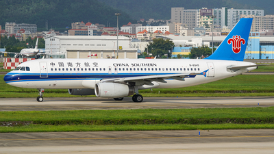 B-6945 - Airbus A320-232 - China Southern Airlines