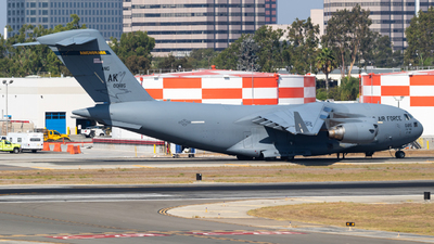 00-0185 - Boeing C-17A Globemaster III - United States - US Air Force (USAF)