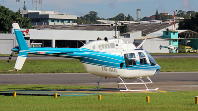 TG-AIG - Bell 206B JetRanger III - Private