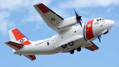 2709 - Alenia C-27J Spartan - United States - US Coast Guard (USCG)
