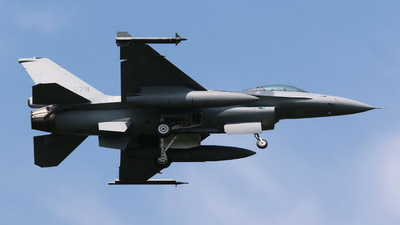 6711 - General Dynamics F-16AM Fighting Falcon - Taiwan - Air Force