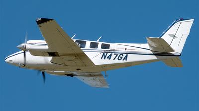 N47GA - Beechcraft 58 Baron - Private