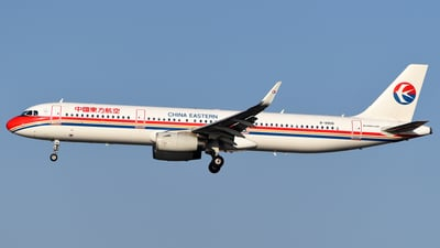 B-9906 - Airbus A321-231 - China Eastern Airlines