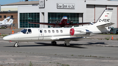 C-FEVC - Cessna 550B Citation Bravo - Private