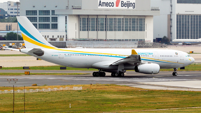 UP-A3001 - Airbus A330-243 - Kazakhstan - Government