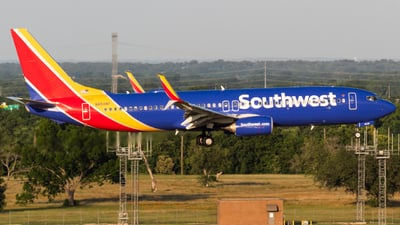 N8548P - Boeing 737-8H4 - Southwest Airlines