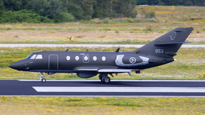 053 - Dassault Falcon 20ECM - Norway - Air Force