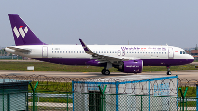 B-306V - Airbus A320-271N - West Air