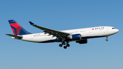 N861NW - Airbus A330-223 - Delta Air Lines