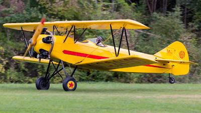 N24197 - Fleet 16B - Old Rhinebeck Aerodrome Museum