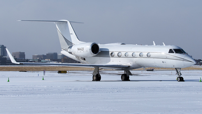 N44ZF - Gulfstream G-IV - Private