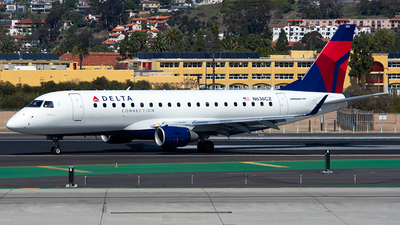 N636CZ - Embraer 170-200LR - Delta Connection (Compass Airlines)